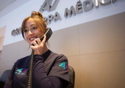 Contacta con Arpa Médica