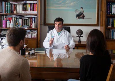 Clínica de ginecología y fertilidad en Madrid